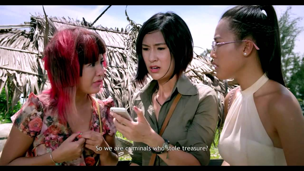 Triple Troubles (2015)
