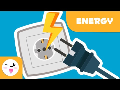 What is Energy? Energy Types for Kids - Renewable and Non-Renewable Energy Sources