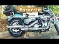 Escape na Cidade em Parceria com a Customer - Harley-Davidson Dyna Super Glide Custom