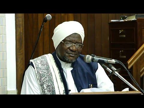 Kuamiliana Kwa Mtume na Wasiokuwa Waislamu | Ustadh Said Ali Hassan