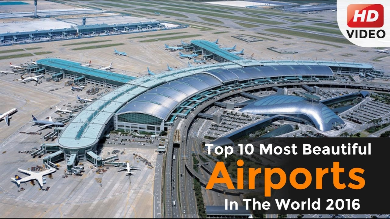 Top Most Beautiful Airports In The World Passengers - 10 most beautiful airports in the world