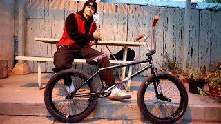 MARK BURNETTS SIGNATURE SUBROSA x SHADOW BMX BIKE CHECK