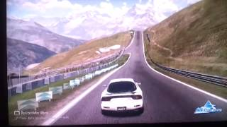 Espectacular accidente en GT6 / Crash in GT6
