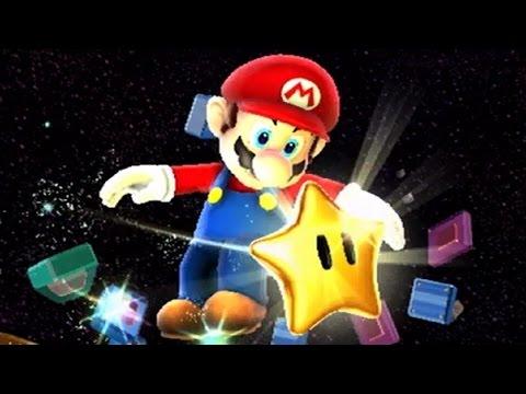 Super Mario Galaxy Walkthrough - Part 6 - Space Junk Galaxy