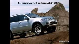Mitsubishi Montero Sport Philippines