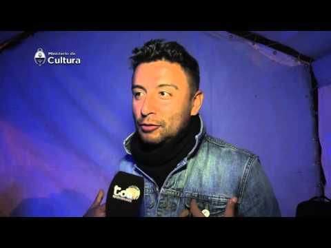 Alex Campos en Baigorria / Igualdad Cultural TV