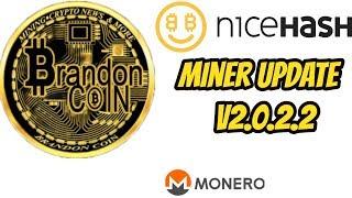 NiceHash Miner Update V2.0.2.2