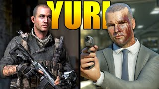The Full Story of Yuri (Modern Warfare Story)