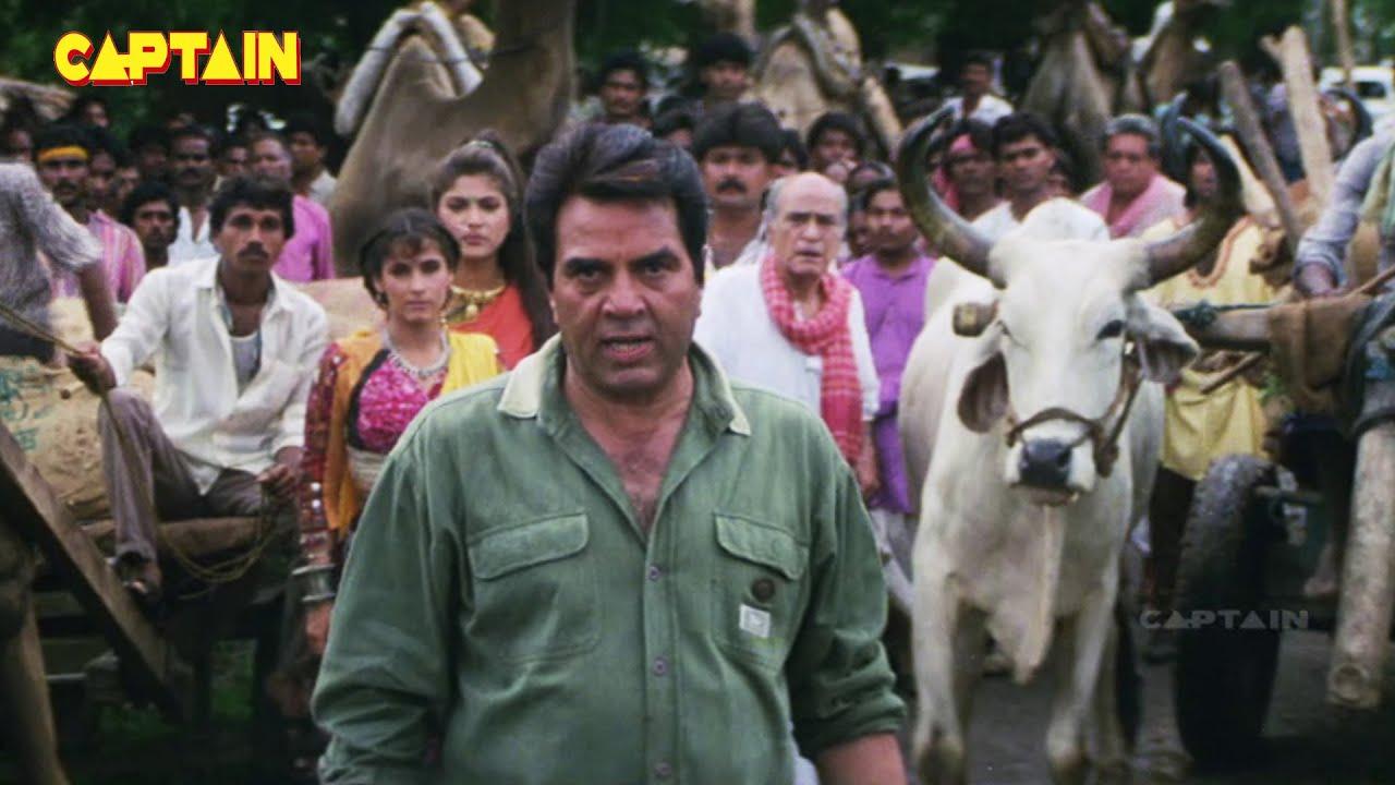 """धर्मेंद्र, मोनिका बेदी, आशीष विद्यार्थी की नई रिलीज़ हिंदी एक्शन फिल्म """" लोहपुरुष ( Lohpurush )"""
