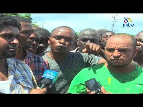 KeNHA on the spot over demolition of houses in Mombasa