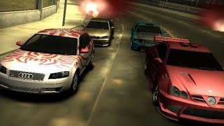 Industrial Front- Lap Knockout (PART:-2) - JV (#4) - Need For Speed: Most Wanted (2005)  🔥🔥🔥