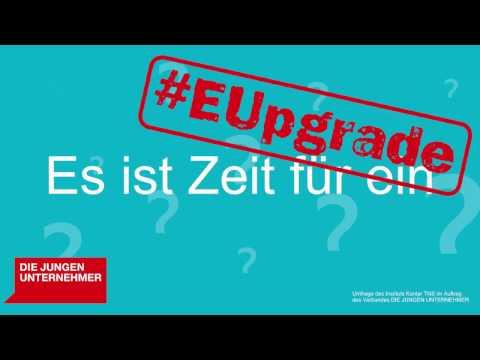 Es ist Zeit für ein #EUpgrade