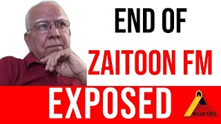 AK Shaikh Lies Exposed : The End of Zaitoon FM