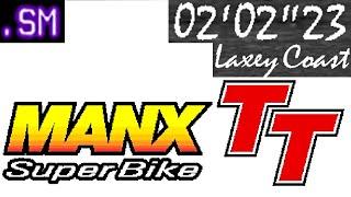 Sega Manx TT SuperBike - Laxey Coast - Race