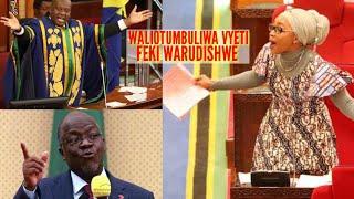 Hawa kina Matiko walitumwa na Chadema!?Ona walivyoikosoa Serikali leo bila woga!