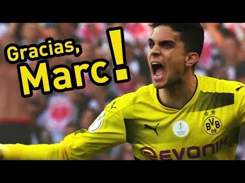GRACIAS, MARC BARTRA! | 💛 | Seine größten BVB-Momente