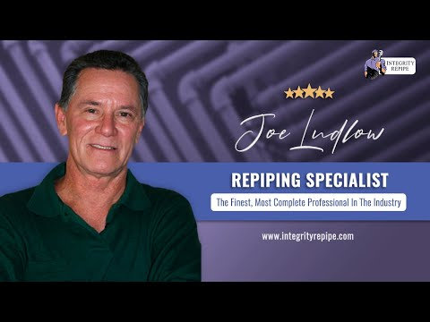 Integrity Repipe | Repiping Specialist