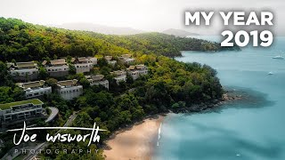 MY YEAR 2019   Traveling the World with my Drone
