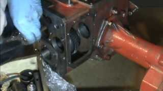 Mtz 05 gearbox assembly