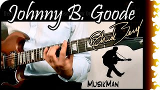 Johnny B. Goode 🎸 - Chuck Berry / MusikMan #021