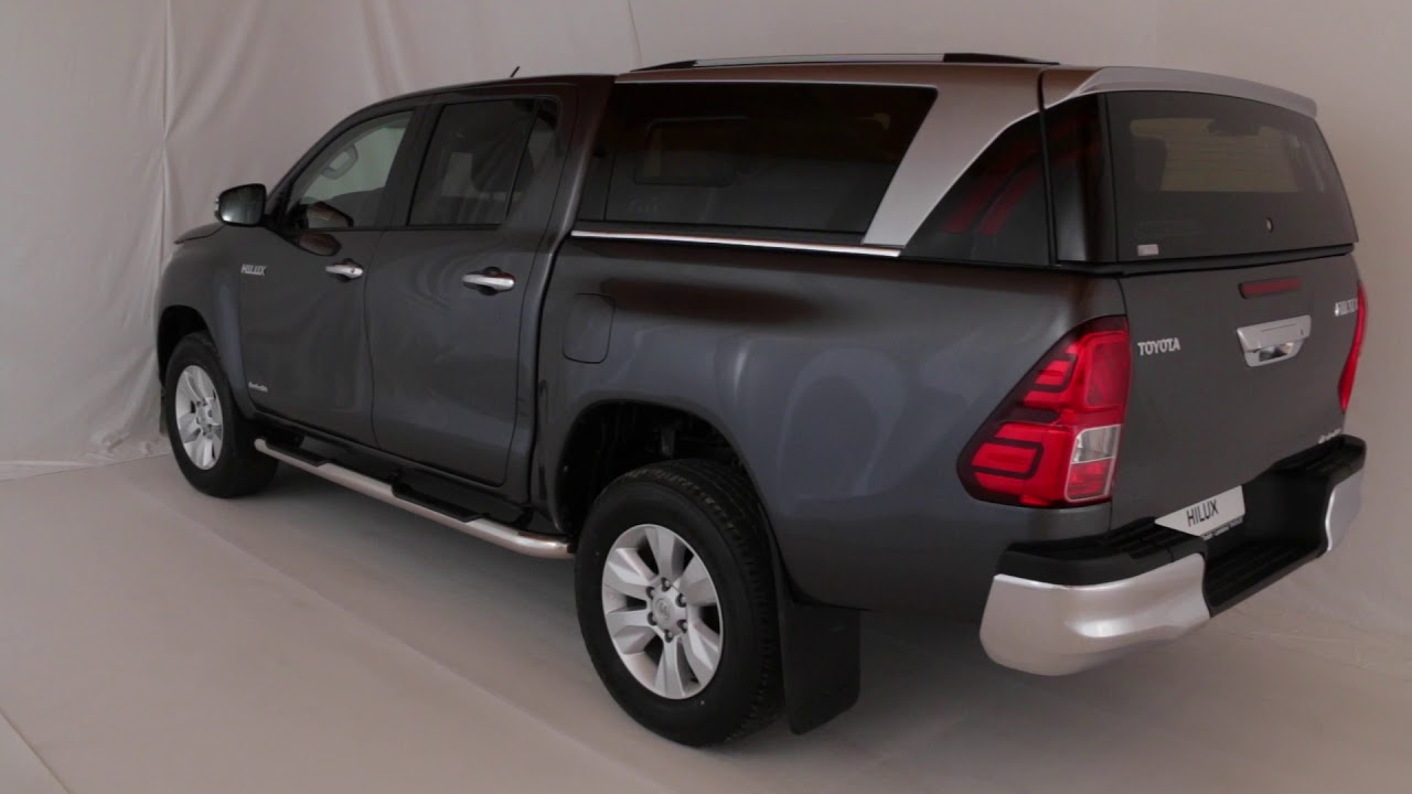 hardtop tl 1 made of steel for toyota hilux revo double. Black Bedroom Furniture Sets. Home Design Ideas
