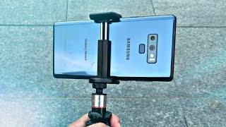 Vlogging On Samsung Galaxy Note 9