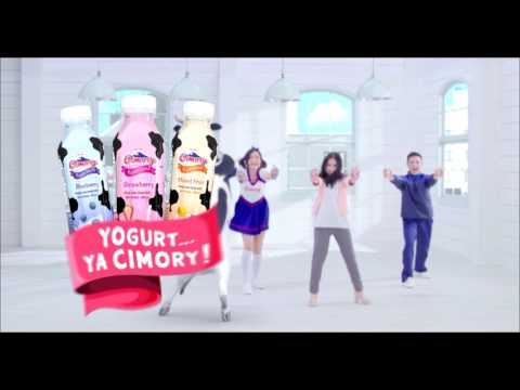 TVC Cimory Yogurt Drink 2017