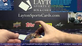 LaytonSportsCards Live Stream