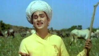 Akkineni Nageswara Rao Songs || Bhale Bhale Andalu Srustinchavu - Bhakta Tukaram Songs - Anjali Devi