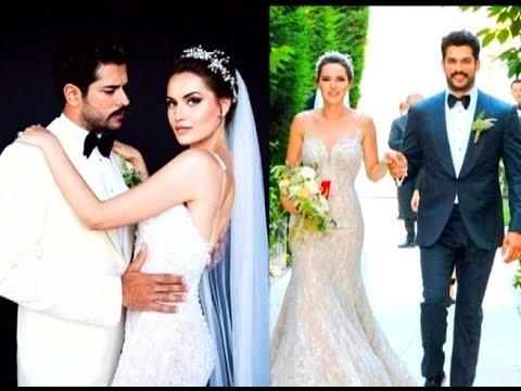 Фото свадьбы бурак озчивит и фахрие эвджен
