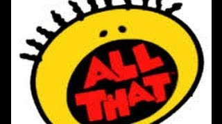Classic Shows Review Episode 2:  All That
