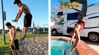 Next Level Workout / Best of Dominick Flips