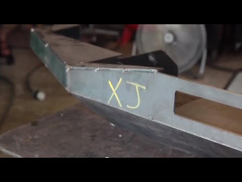 Jeep Bumper Kits - DIY Off Road Products by G&G Custom Metal Fab