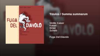 Treulos / Summa summarum