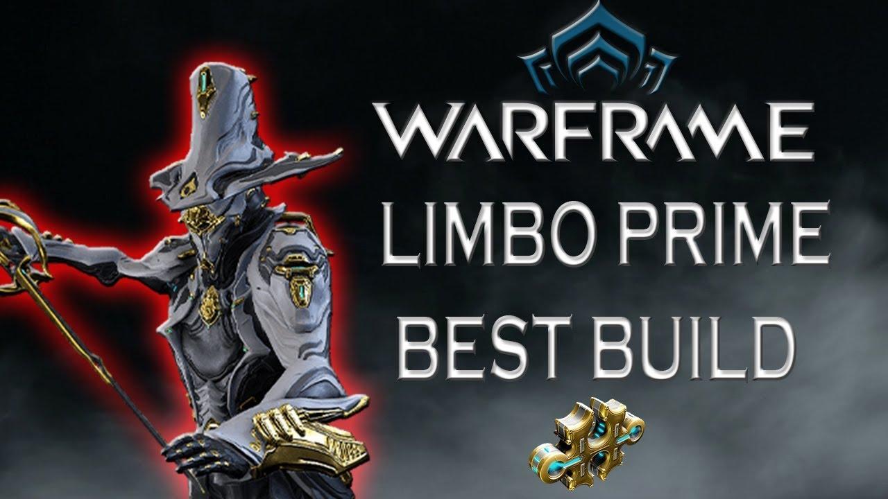 LIMBO PRIME - 2018 BEST BUILD - WARFRAME