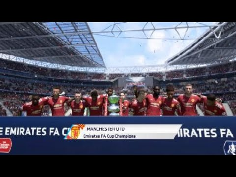 FIFA 18: Man Utd vs West Ham
