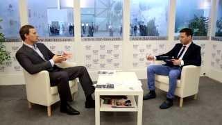 Иннопром-2014: интервью с Игорем Калининым