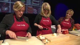 Taste This: Learning Knife Skills from the Hosts of Cook's Country