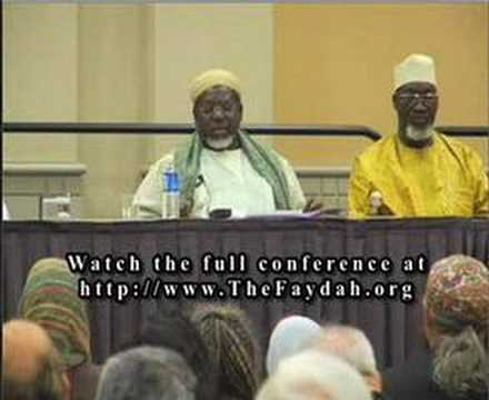 Shaykh Hassan Cisse: Sufism and the World Crisis - trailer
