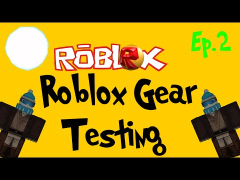 Roblox gear codes 2 by TitonBeastGaming