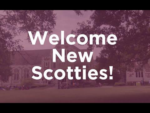 Agnes Scott College's Student Leadership Immersion & Orientation 2015