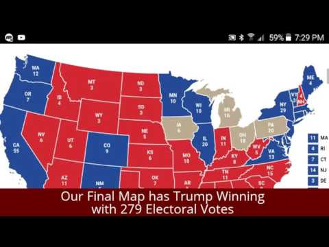 Proof of Presidential Election Fraud 2016 \'NO Election ...