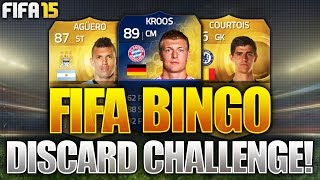 FIFA BINGO!!! OMFG A TOTS ON THE LINE!!! Retro Fifa Bingo Discard Challenge