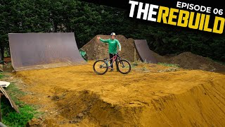 THIS NEW FEATURE IS THE PERFECT MTB AND BMX ADDITION!! REBUILD EP 06