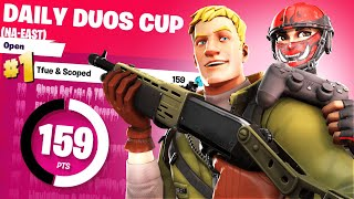 How we got 1st place in Daily Duos Cup