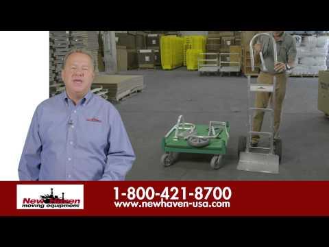 Custom Hand Trucks By New Haven Moving Equipment