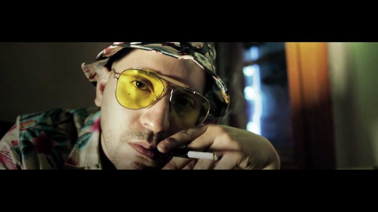"""Anthony Cruz - """"Fear and Loathing in New York City"""" (Official Video)"""
