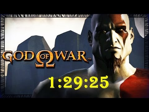 God of war ng + speedrun (1:29:25) FT:BRAGA e KELEX