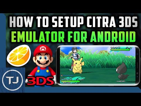 Kini kamu dapat bermain game 3DS menggunakan Emulator di Android