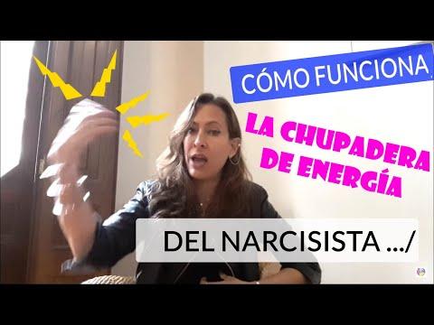 Còmo funciona la chupadera de energìa del narcisista